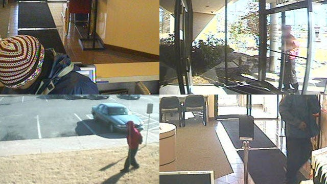Suspect Shoots Ground In One Of Two Tulsa Bank Robberies