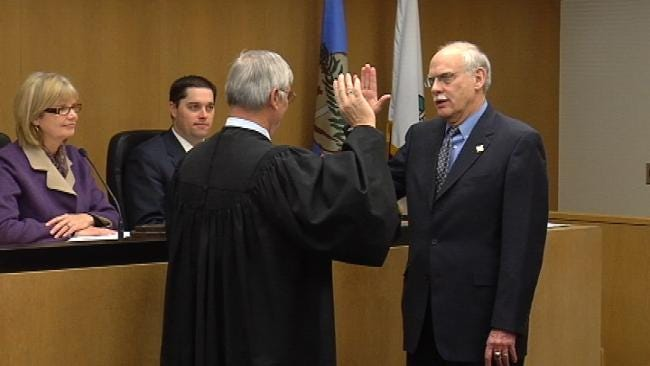 Three Tulsa County Officials Sworn In Monday