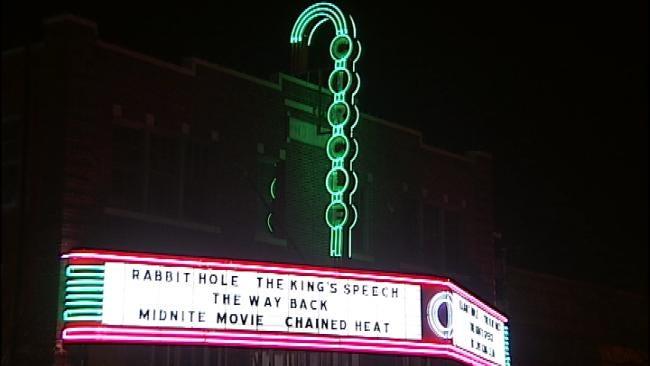 Midnight Movies Raise Money For Tulsa's Admiral Twin