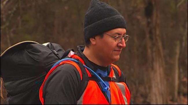 Oklahoma Man Hikes 850-Mile-Long Trail Of Tears