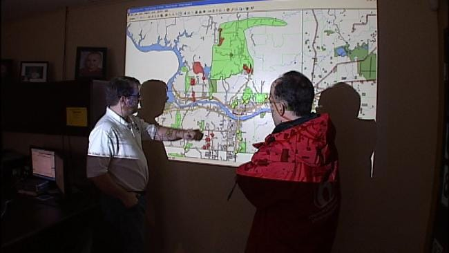 Tulsa Area Schools Close Ahead Of Winter Storm