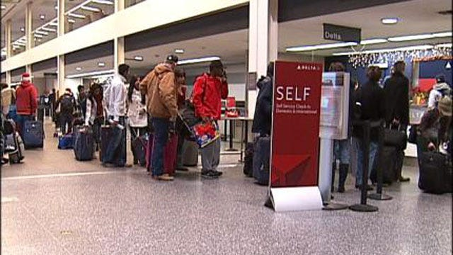Tulsa International Airport Cancels All Early Tuesday Flights
