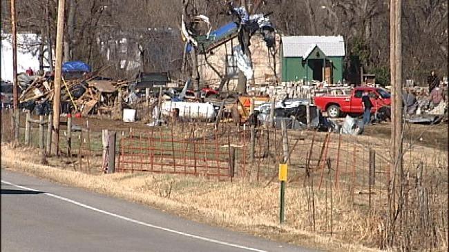 4th Victim Dies From Arkansas Twister