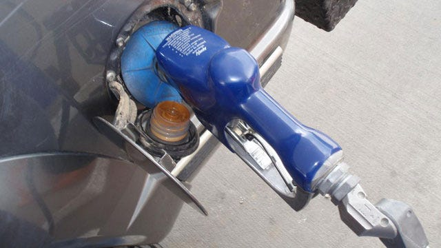 AAA: Oklahoma Gas Prices Up 14 Cents In The Past 30 Days