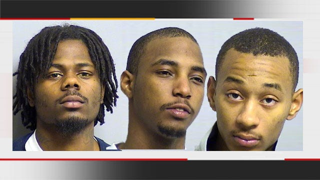 Three Tulsa Men Arrested After Altercation Outside Gas Station Monday Night