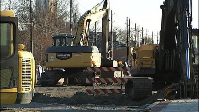 Businesses Fed Up With South Tulsa Construction