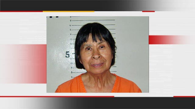 Elderly Gore Woman Sentenced For Beating Husband With Wooden Stick