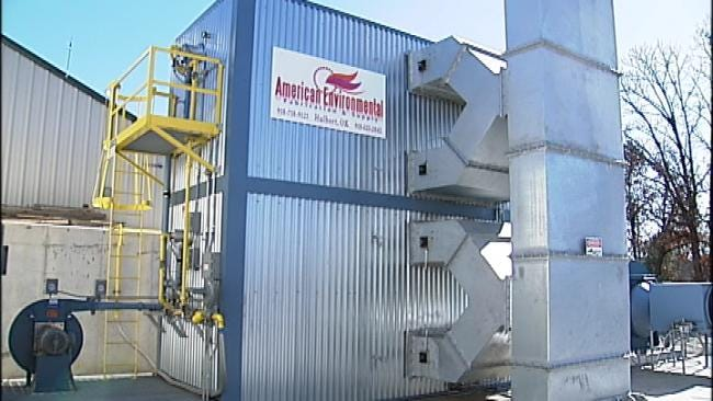 Hulbert Company's Green Machine Helps Clean Up The Coal Industry
