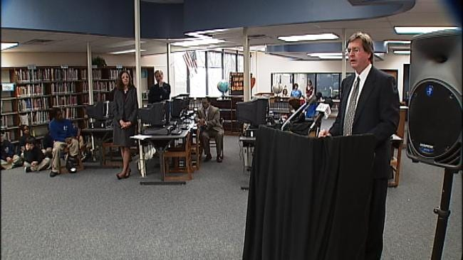 Tulsa Mayor Announces New Mentoring Initiative
