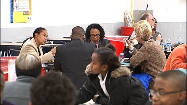Tulsa Parents Working To Bridge Achievement Gap Between Black, White Students