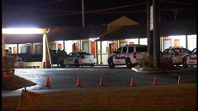 Escaped Inmate Arrested At Sapulpa Motel After 4-Hour Standoff