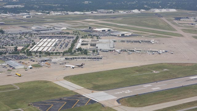 Magnetic North Pole Changes Not Affecting Tulsa, Oklahoma City Airports - Yet