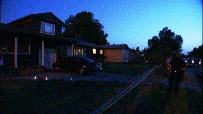 Tulsa Police Investigate Deadly Double Shooting