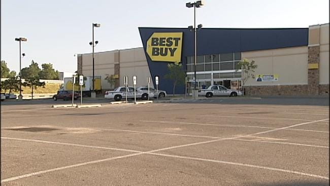 Four Armed Men Attempt To Rob Tulsa Best Buy