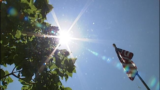 Heat Alert Continues For Tulsa Area Tuesday