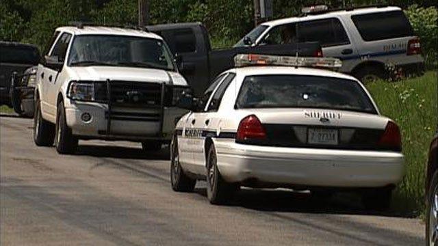 Man Dies In Back Seat Of Creek County Deputy's Car