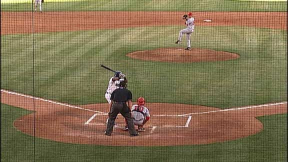 Drillers Struggle Against San Antonio's Pitching