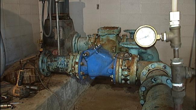 Broken Pump Blamed For Hominy Water Woes