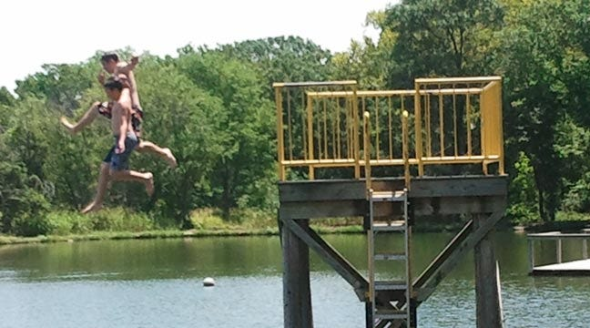 Oklahoma's Own: Cool Down At Pawnee's Old Fashioned Swimming Hole