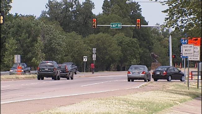 Repair Work To Close Part Of Riverside Drive In Tulsa