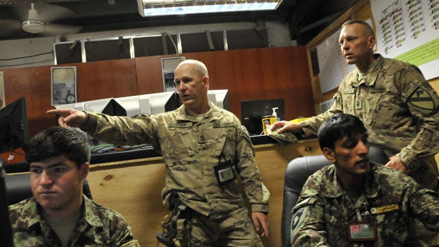 Seasoned Oklahoma National Guard Soldiers Bring Fight To Eastern Afghanistan