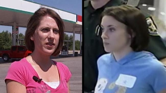 Chouteau Clerk Mistaken For Casey Anthony Attacked With Minivan