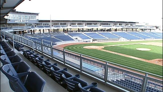 Property Owners In Downtown Tulsa Criticize Ballpark Tax
