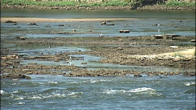 Raising Level Of Low Water Dam On Arkansas River Gains Support