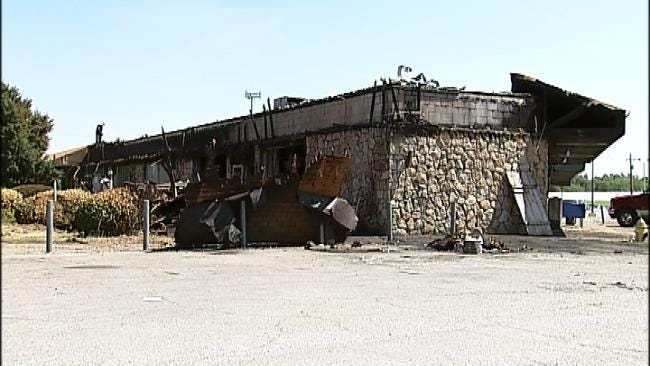 East Tulsa Business Owner 'Devastated' After Vandals Strike Twice
