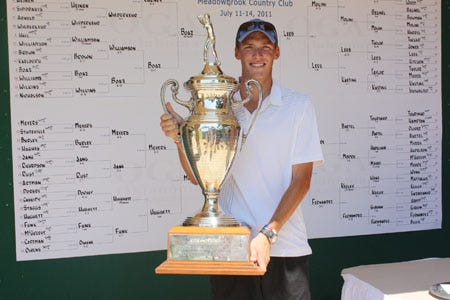 OCU's Cameron Meyers Wins OGA Championship