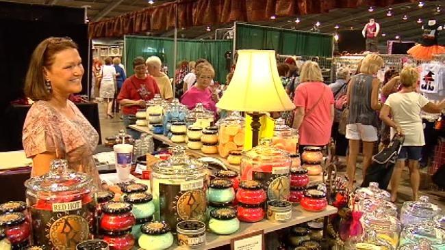 Shop 'Til You Drop At Tulsa's Affair Of The Heart