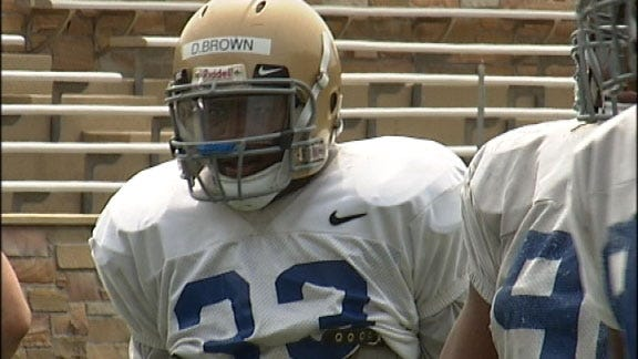 Tulsa Linebackers Preview