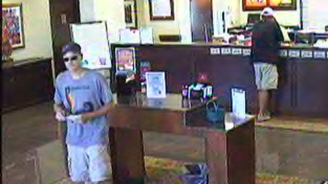 Man Wanted For Bank Robberies In Oklahoma, Missouri May Be In Tulsa