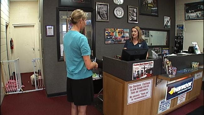 Tulsa Business Owners Not Happy With Police Response, Or The Lack Thereof