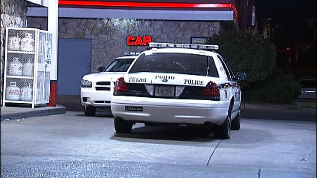 Tulsa Convenience Store Robbed Of Cash And Cigarettes