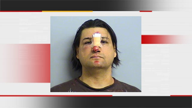 Sapulpa Man Arrested For DUI, Running Checkpoint