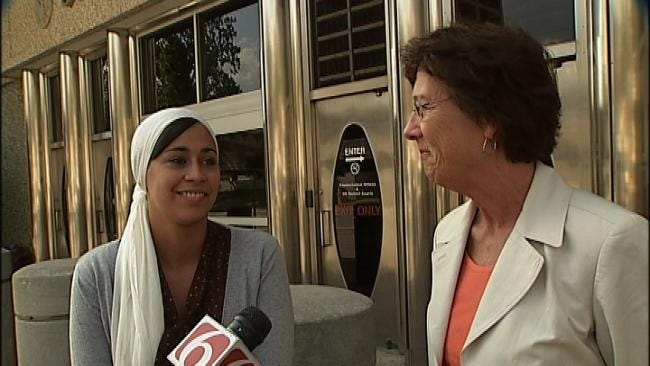 Abercrombie & Fitch Lawsuit Winner Says She Sued For All Muslim Girls