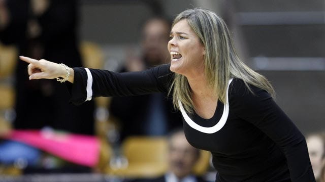 Former TU Coach Kathy McConnell-Miller Hired By Shock