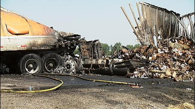 Illinois Truck Driver Killed In Nowata County Highway Crash