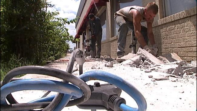Pounding Heat May Damage Home Foundations