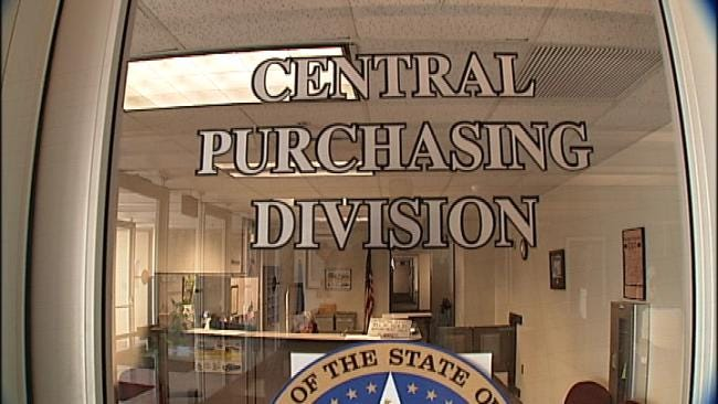 Oklahoma Purchasing Department Accused Of Overspending