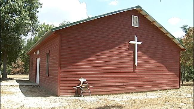 Pittsburgh County Thieves Snatch 300-Pound Church Bell