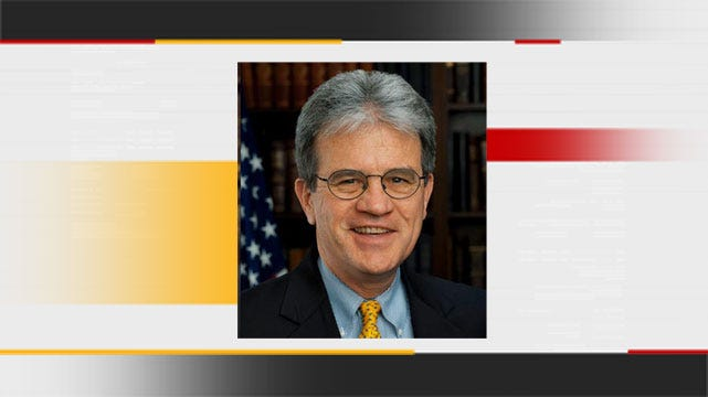 Senator Tom Coburn Critical Of Federal Spending In Oklahoma