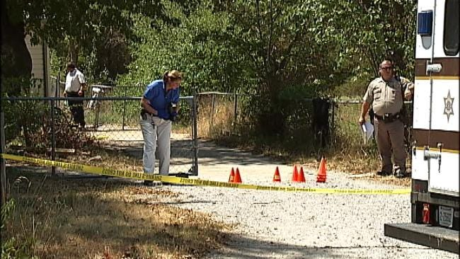 Tulsa County Homeowner Stops Break-In With Gunfire
