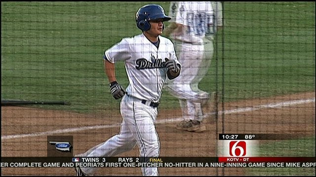 Drillers Use Extra Innings To Top Springfield