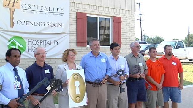 Tulsa Hospitality House Expands To Serve More Families
