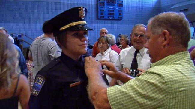 Tulsa Police Academy Graduates 40 New Officers