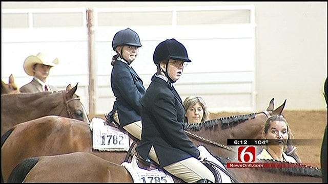 Tulsa Horse Show For Special Needs Riders