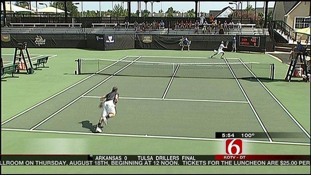 John-Patrick Smith Takes Title In Tulsa