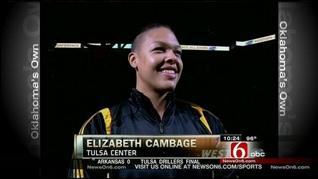 Liz Cambage Plays Well As Shock's First All-Star